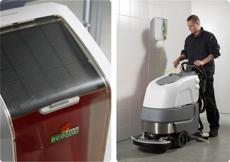 Easy Solar and Scrubber Drier